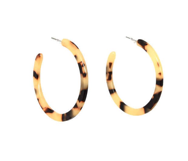 Ava Lucite Earrings