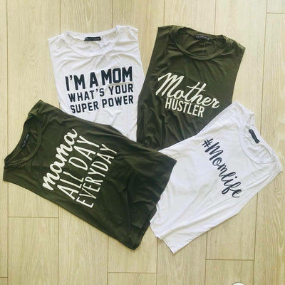 MAMA All Day Everyday Tank Top