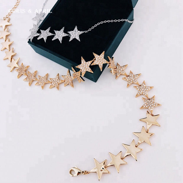 Hollywood WOF Necklace