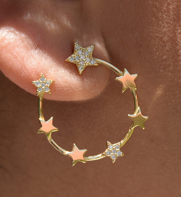 Hollywood WOF Earrings