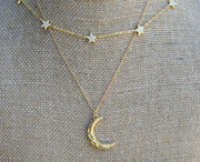 Eastern Moon Necklace