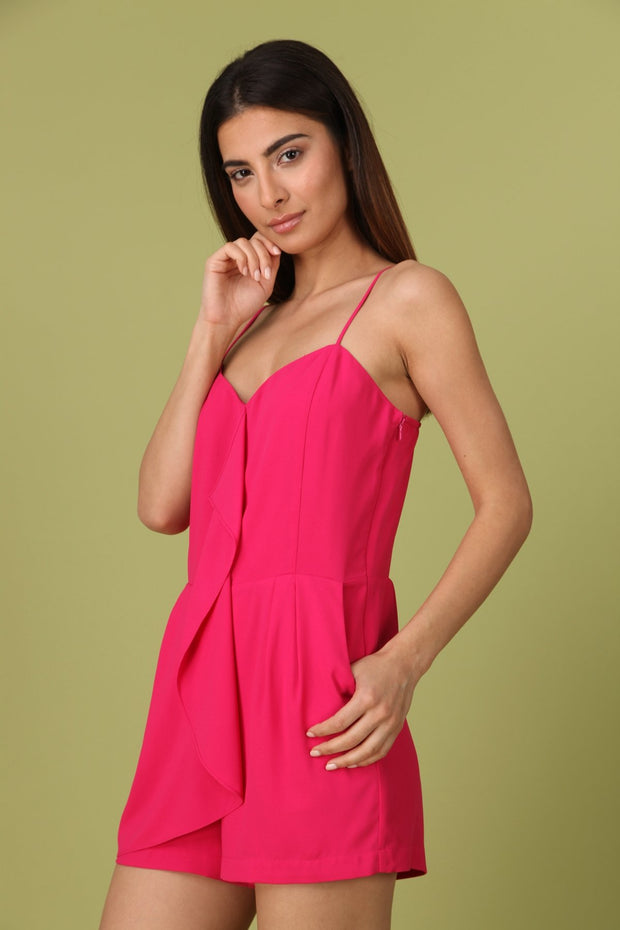 FRILLED ROMPER