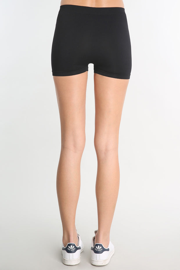 Boyshorts with One Inch Inseam