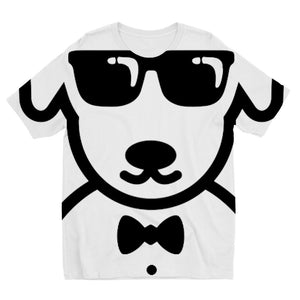 Fabo Snoopy Kids' Sublimation T-Shirt