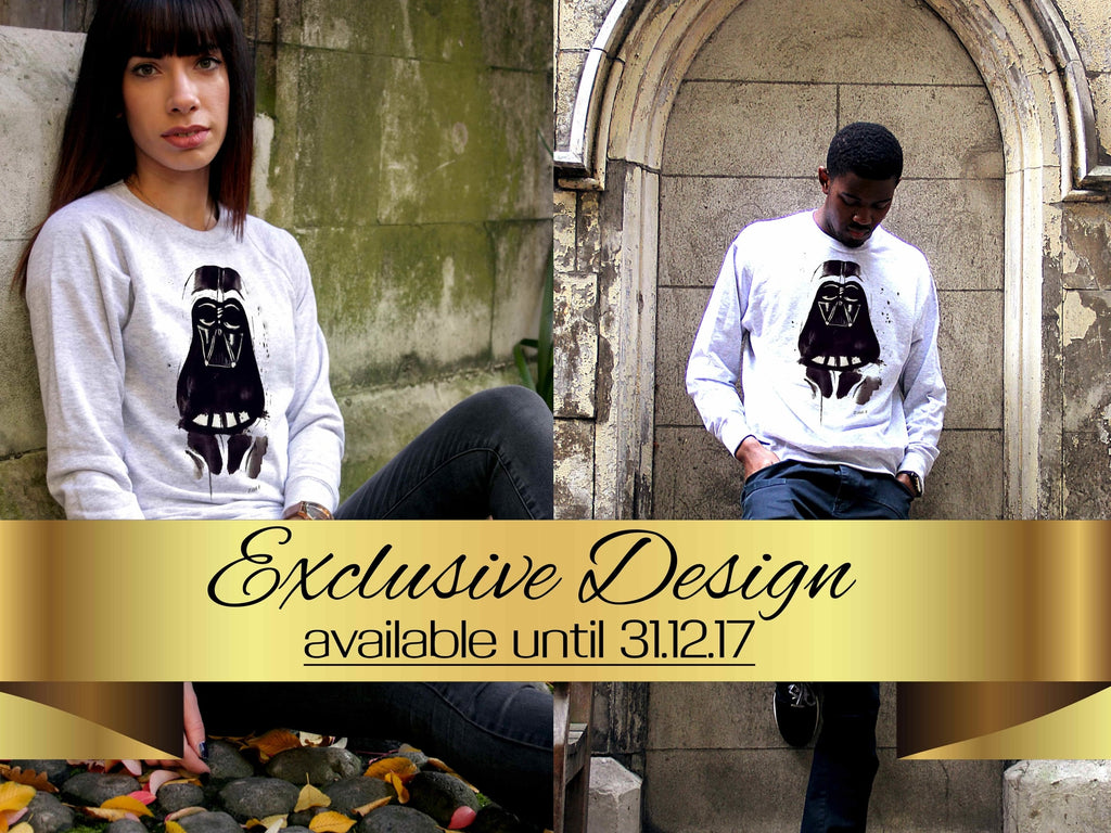 Darth Vader - Exclusive design for limited time