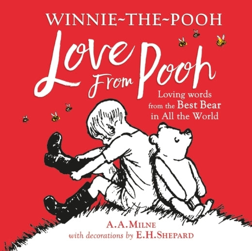 A.A. Milne - Winnie-The-Pooh: Love From Pooh