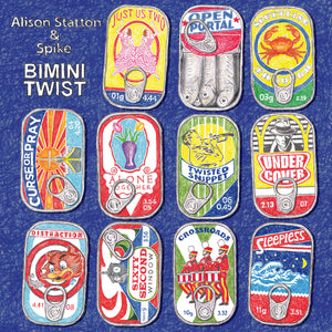 Bimini Twist by Alison Statton & Spike on Tiny Global Productions