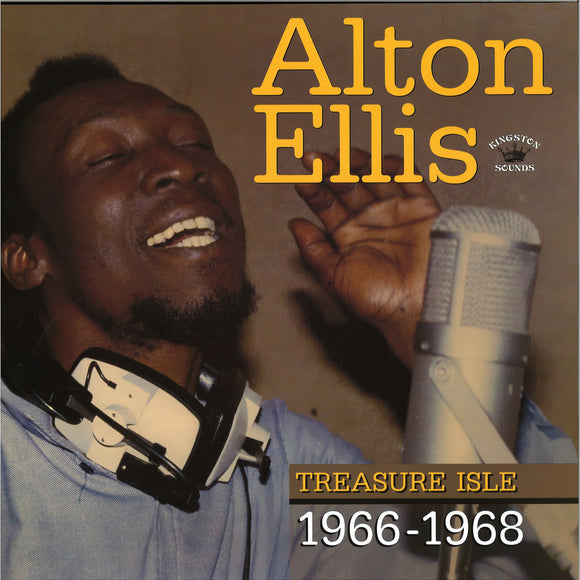 Treasure Isle 1966-1968 By Alton Ellis On Kingston Sounds