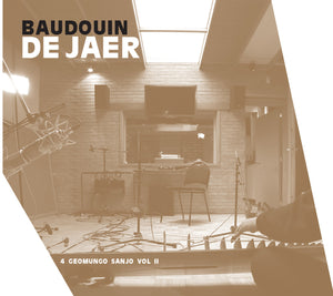 4 Geomungo Sanjo Vol II by Baudouin de Jaer on Sub Rosa