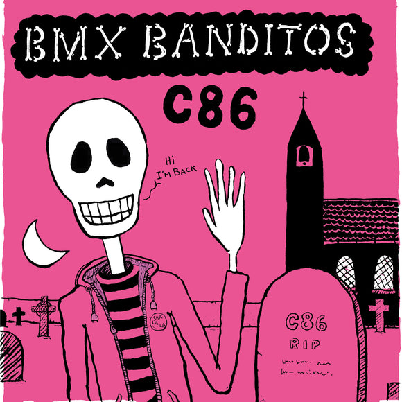 C86 by BMX Bandits on Glass Modern Records