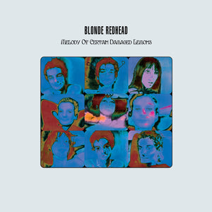 Twentieth anniversary edition of Melody Of Certain Damaged Lemons by Blonde Redhead on Touch And Go Records