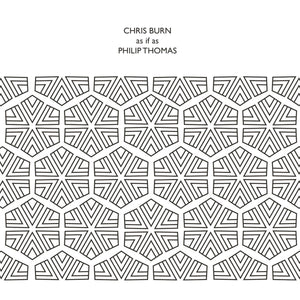 As If As by Chris Burn & Philip Thomas on Confront Recordings