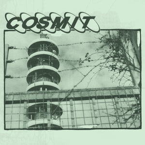 "Cosmit's debut 7"" EP on Specialist Subject Records"