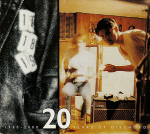 20 Years of Dischord: 1980-2000 on Dischord Records