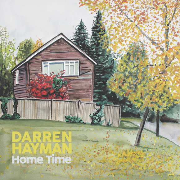 Home Time by Darren Hayman on Fika Records