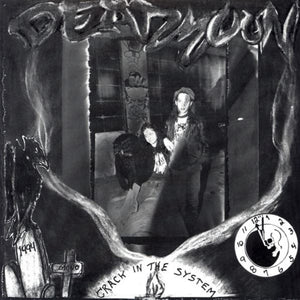 Crack In The System by Dead Moon on Mississippi Records