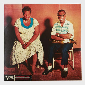Ella & Louis By Ella Fitzgerald & Louis Armstrong On Verve Records