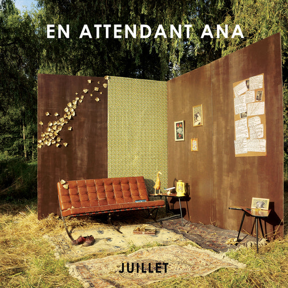Juillet by En Attendant Ana on Trouble In Mind Records