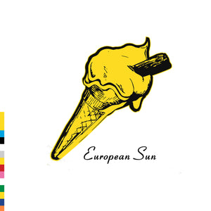 European Sun's self-titled debut album on Where It's At Is Where You Are Records
