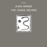 The Snake Decides by Evan Parker on OTOROKU Records