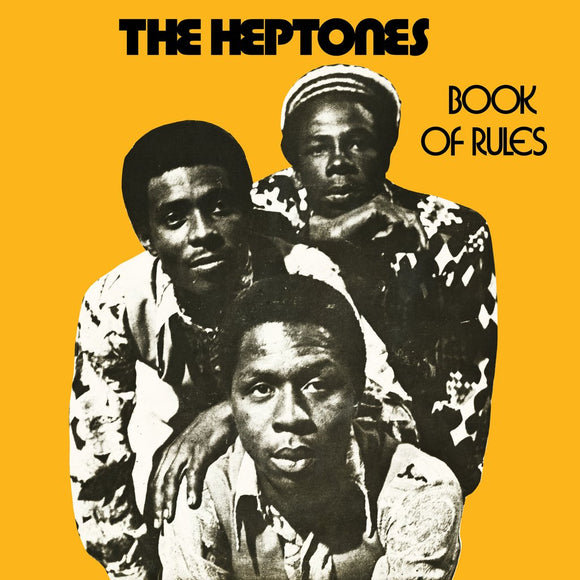 Book Of Rules By The Heptones On Get On Down