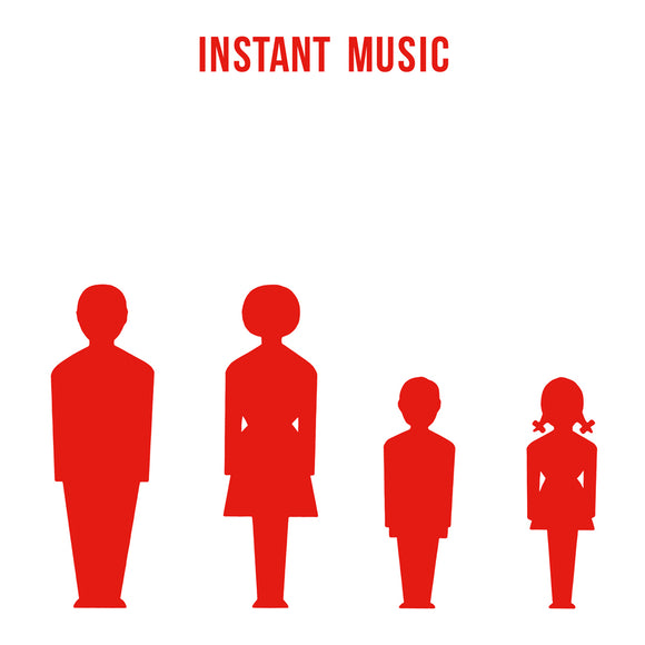 Instant Music's debut album reissued on Dark Entries
