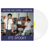 It's Spooky by Jad Fair & Daniel Johnston on Casper-white double vinyl