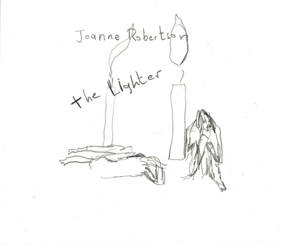 The Lighter by Joanne Robertson on Textile Records