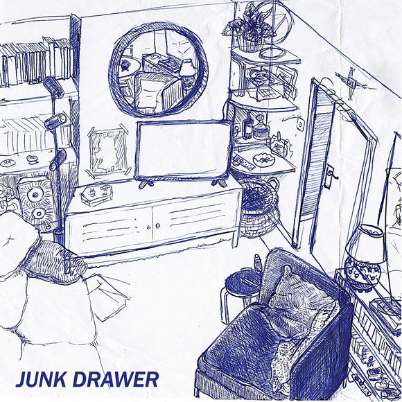 Ready For The House by Junk Drawer on Art For Blind Records