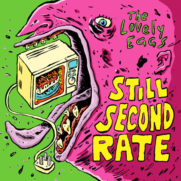 Still Second Rate 7