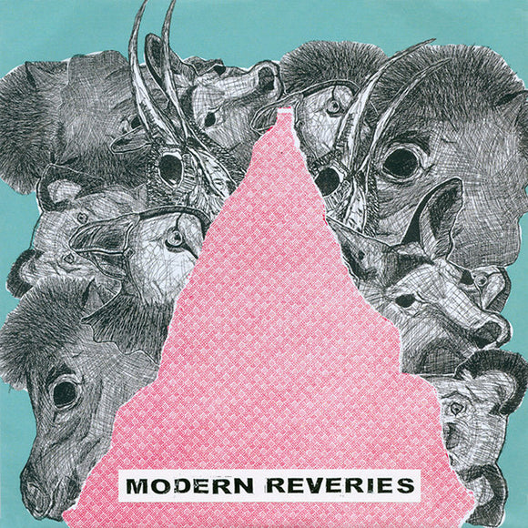 Modern Reveries - Empty Museums