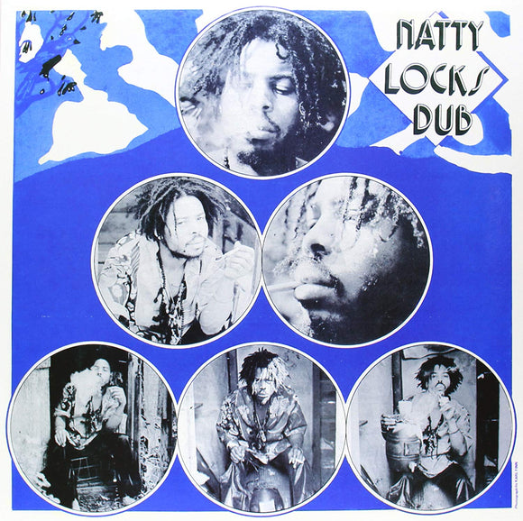 Natty Locks Dub By Natty Locks Dub On Studio 16 Records