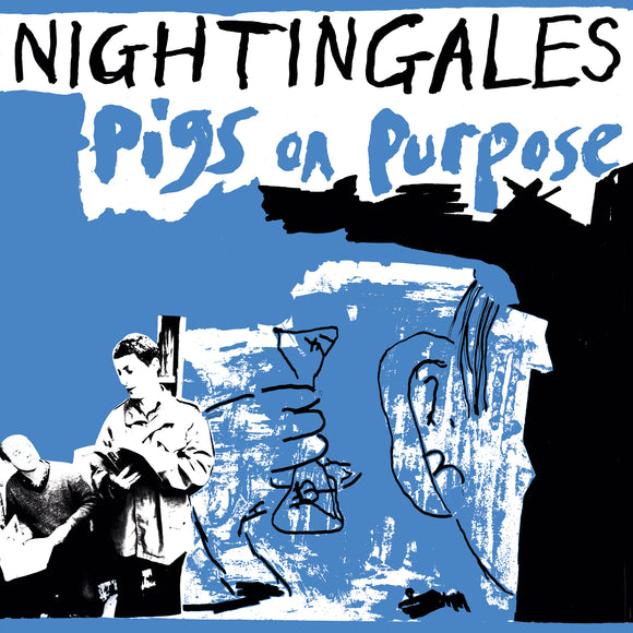 Pigs On Purpose by The Nightingales on Call Of The Void Records