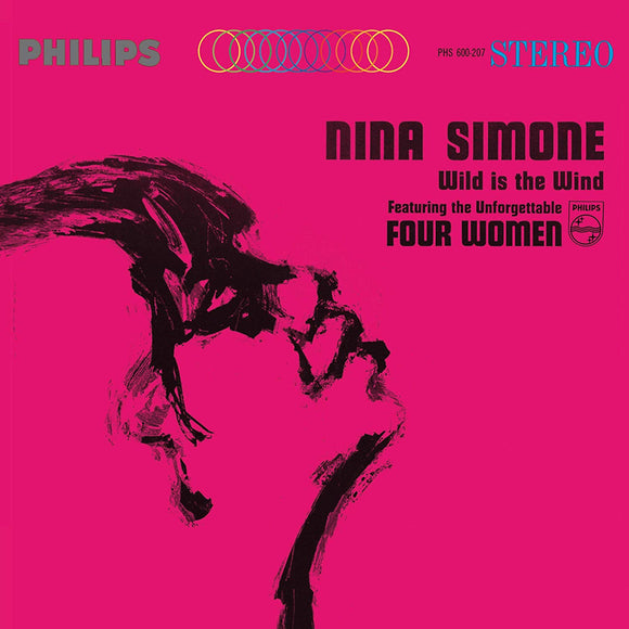 Wild Is The Wind By Nina Simone On Philips