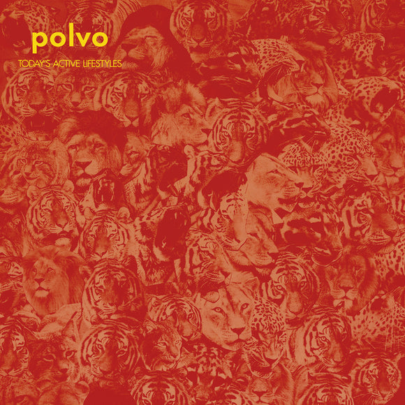 Today's Active Lifestyles by Polvo on Merge Records