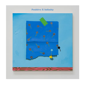 Positive X Infinity compilation album on Emotional Response Records