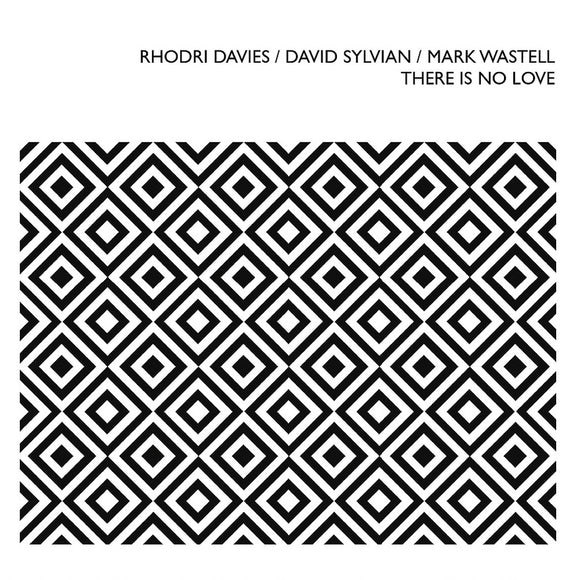 There Is No Love by Rhodri Davies / David Sylvian / Mark Wastell on Confront Recordings