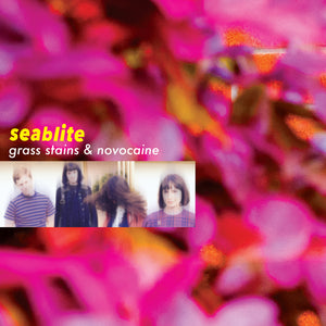Grass Stains & Novocaine by Seablite on Emotional Response Records