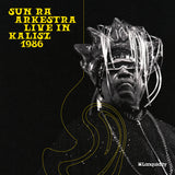Sun Ra Arkestra Live In Kalisz 1986 on Lanquidity Records