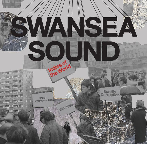 Indies Of The World by Swansea Sound on Skep Wax, Lavender Sweep, Formosa Punk, and HHBTM Records