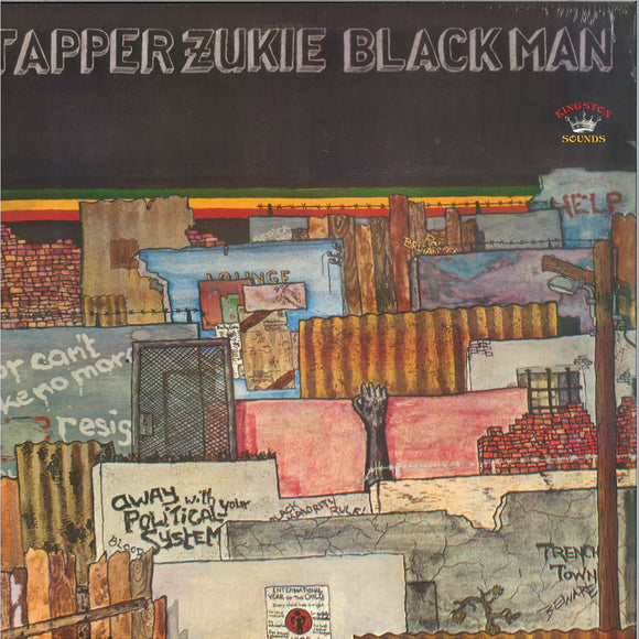 Black Man By Tapper Zukie On Kingston Sounds