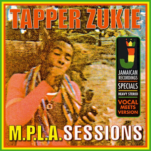 M.P.L.A. Sessions By Tapper Zukie On Jamaican Recordings