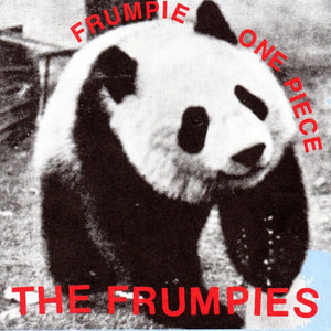 "Frumpie One Piece (+ Frumpies Forever 7"") on Kill Rock Stars"