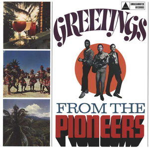 Greetings From The Pioneers By The Pioneers On Amalgamated Records