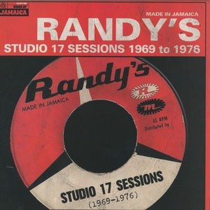 Randy's Studio 17 Sessions 1969 to 1976 By Various On Voice Of Jamaica