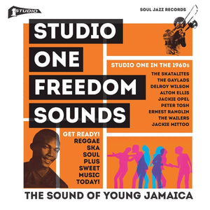 Studio One Freedom Sounds By Various On Soul Jazz Records