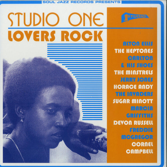 Studio One Lovers Rock By Various On Soul Jazz Records