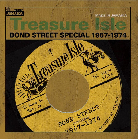 Various - Treasure Isle Bond Street Special 1967-1974