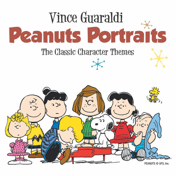 Peanuts Portraits by Vince Guaraldi on Craft Recordings