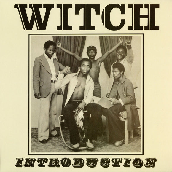 Introduction by WITCH on Now-Again Records
